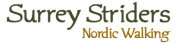 NORDIC WALKING STRIDES INTO THE SURREY HILLS CHALLENGE & FESTIVAL OF SPORT
