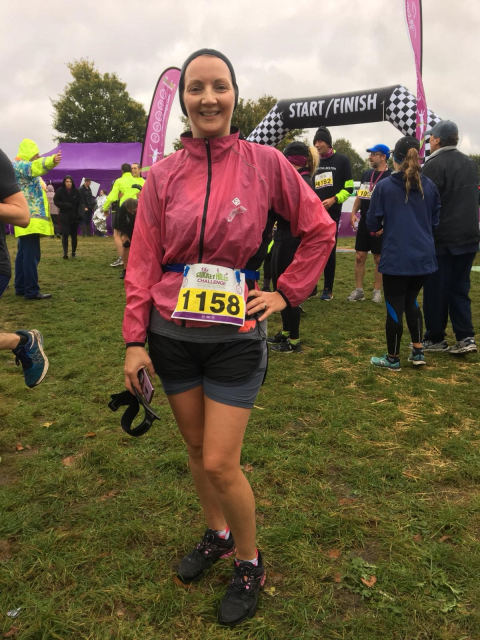 GUEST BLOG - My running journey! by Sarah Clarke